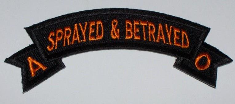 AGENT ORANGE TABS/PATCHES(A)