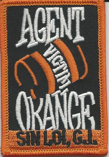 AGENT ORANGE SIN LOI, GI PATCHES