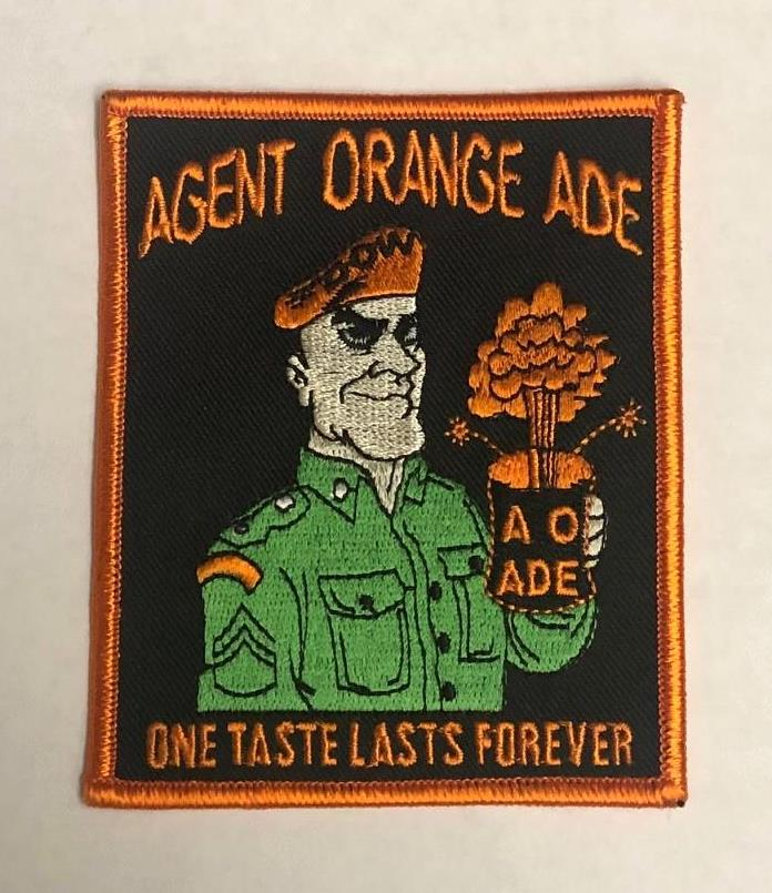 AGENT ORANGE ADE PATCH