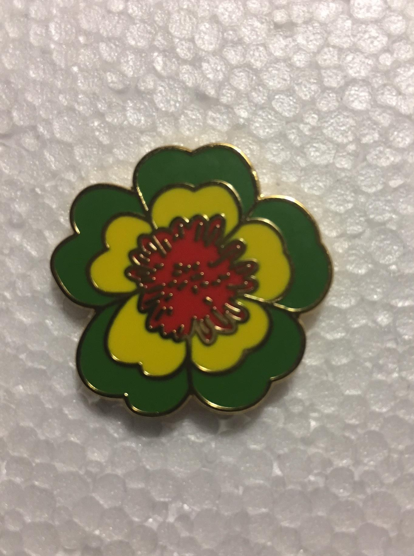 VIETNAM VETERAN POPPY FLOWER PINS