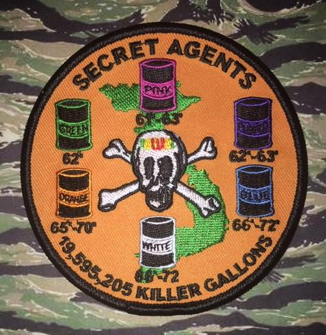 SECRET AGENT PATCH