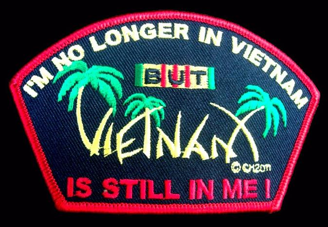 I'm No Longer In Vietnam Patches