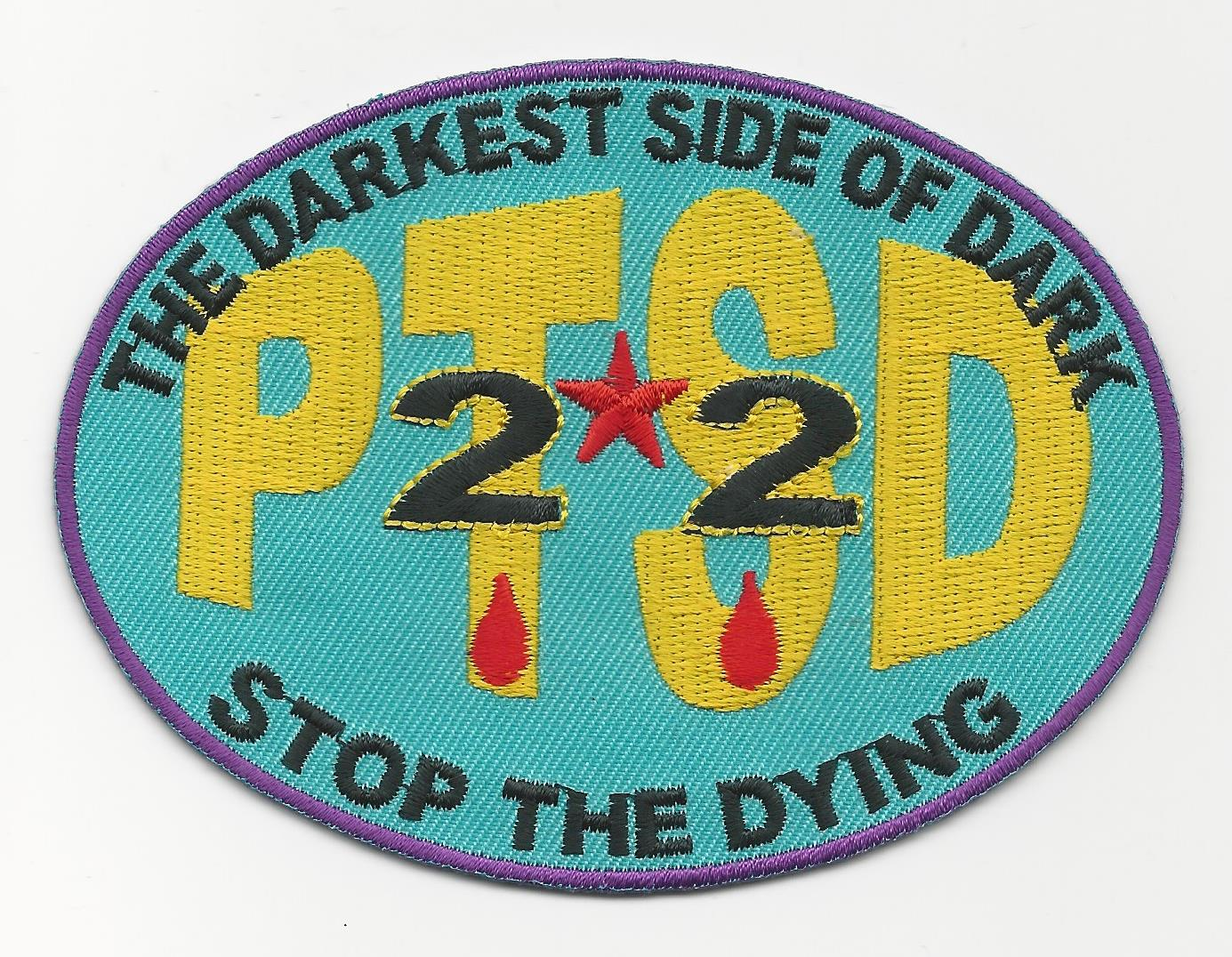 The Darkest Side Of Dark...Stop The Dying Patches