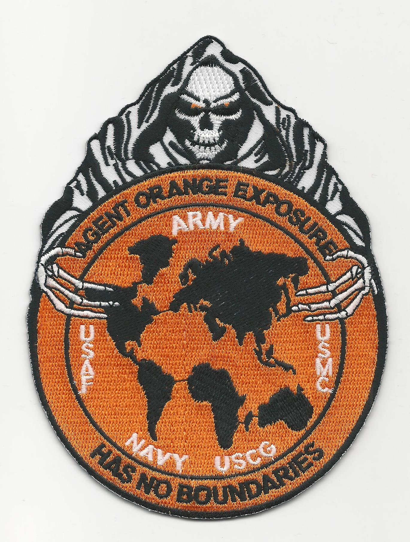 AGENT ORANGE EXPOSURE PATCH